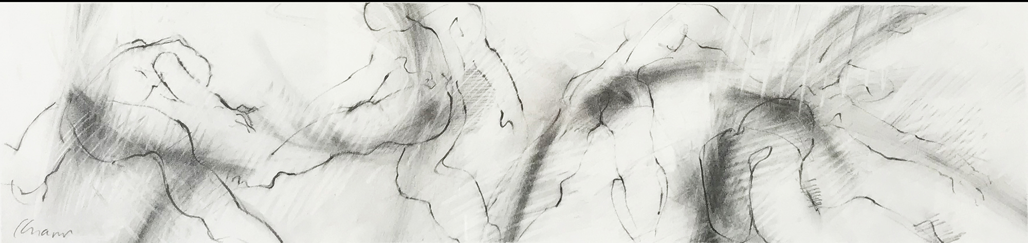 Cynthia-Knapp-Untitled-Figures-6281-Graphite-on-Paper-