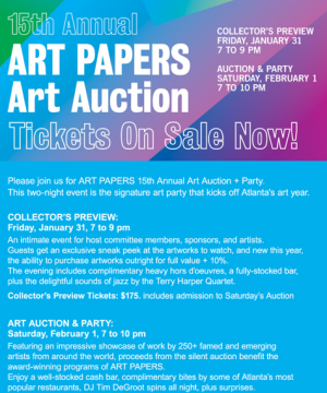 Art Papers Art Auction