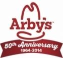 Arby's 50th Anniversary Logo