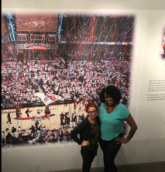Atlanta Hawks Art Opening