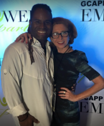 Jane Fonda GCAPP Empower Party