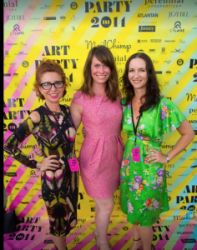 Art Party at the Atlanta Contemporary Art Center